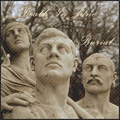 DEATH IN JUNE - BURIAL (CD)