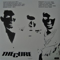 THE CURE - FOREVER (VINIL)