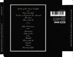 Dead Can Dance ‎– Garden Of The Arcane Delights • The John Peel Sessions (CD)