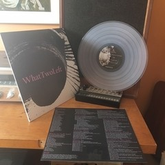 WHAT TWO LEFT - SHARED PSYCHOSIS (VINIL)
