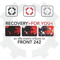 Compilação - Recovery >For You<  (An Alfa-Matrix Tribute to Front 242) (CD)