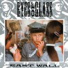 EAST WALL - EYES OF GLASS (12' VINIL)