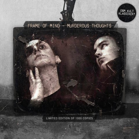 Frame Of Mind ‎– Murderous Thoughts (CD)