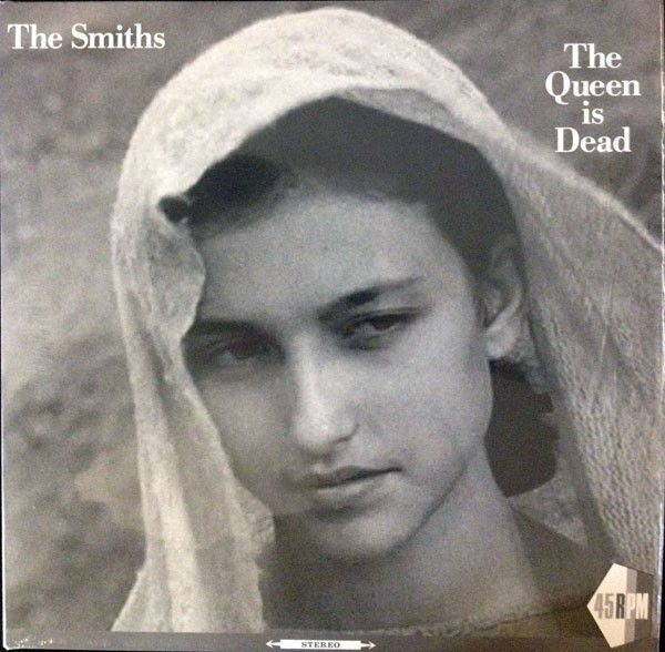 THE SMITHS - THE QUEEN IS DEAD (12