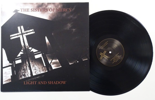 THE SISTERS OF MERCY - LIGHT AND SHADOW (VINIL) na internet