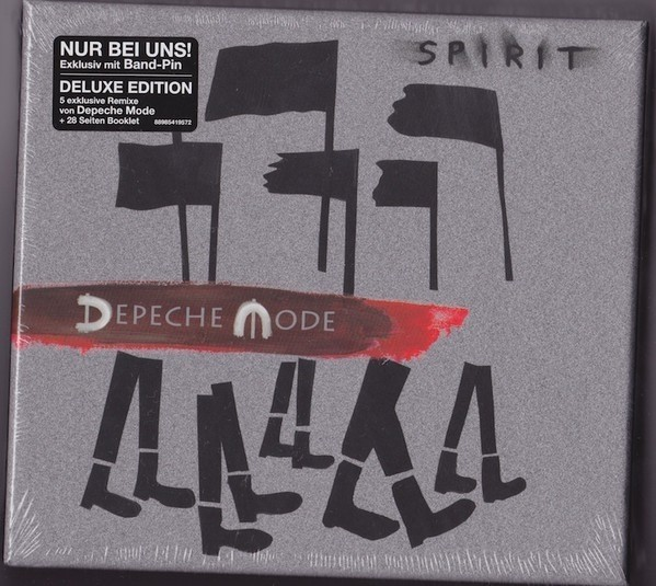 DEPECHE MODE - SPIRIT (BOX)
