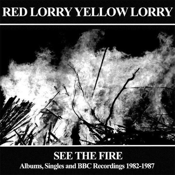 RED LORRY YELLOW LORRY - SEE THE FIRE (BOX)