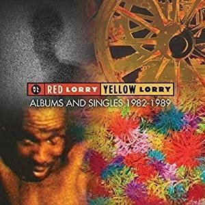 RED LORRY YELLOW LORRY - ALBUMS AND SINGLES 1982-1989 (BOX)