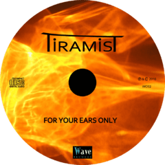 Tiramist (Opera Multi Steel) - For Your Ears Only (cd) - comprar online