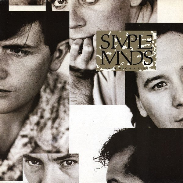 Simple Minds - Once Upon a Time (vinil)