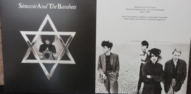 Siouxsie And The Banshees - Live in Holland 1981 (Vinil + cd)