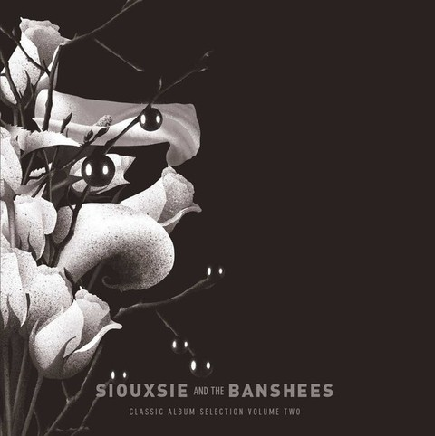 SIOUXSIE AND THE BANSHEES - CLASSIC ALBUM SELECTION VOL. 2 (BOX)