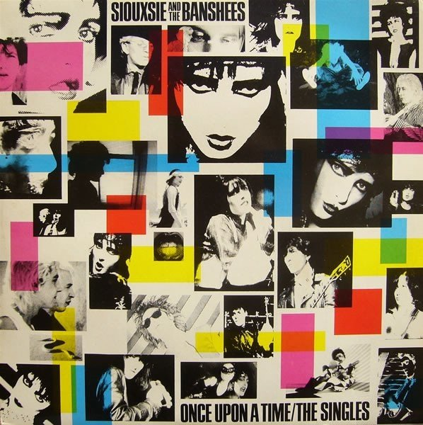 Siouxsie And The Banshees - Once Upon a Timet (vinil)
