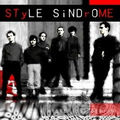 STYLE SINDROME - A MYSTERIOUS DESIGN (VINIL)