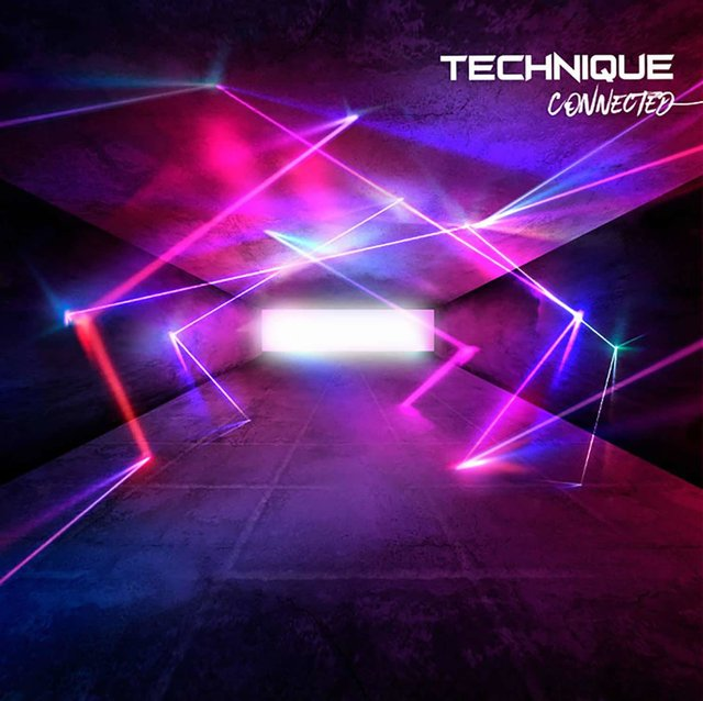 Technique - Connected (CD) PRE-ORDER!