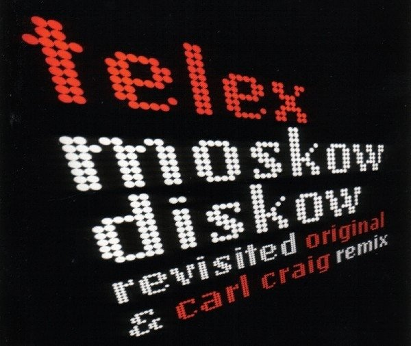 TELEX - MOSKOW DISKOW (CD SINGLE)