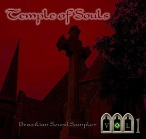 Compilação - Temple of Souls Volume 1 (cd)