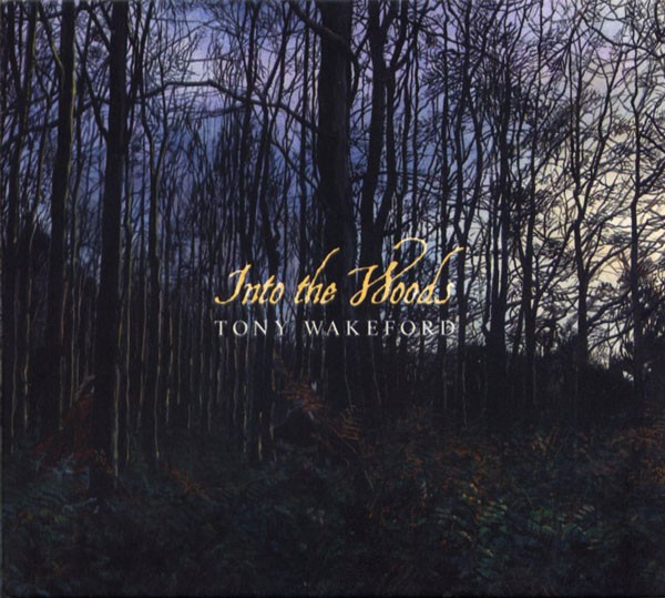 TONY WAKEFORD - INTO THE WOODS (CD)