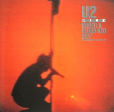 U2 - Live Under a Blood Red Sky (cd)