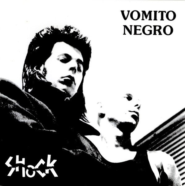VOMITO NEGRO - SHOCK (CD)