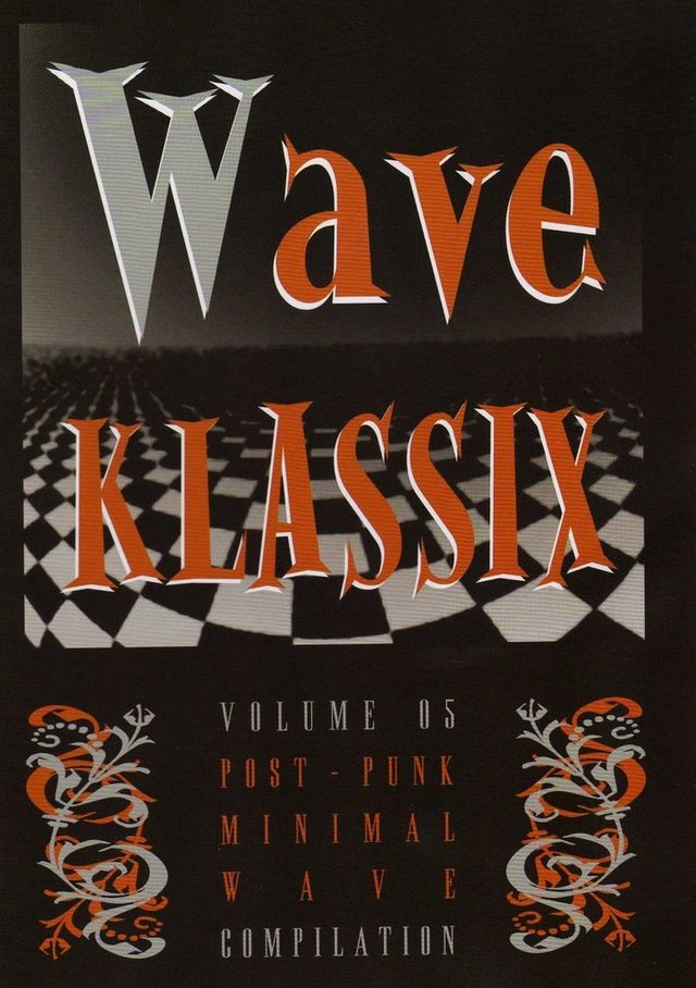 Compilation - Wave Klassix Volume 5 (cd)