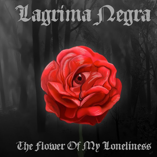 Lagrima Negra - The Flower of My Loneliness (cd)