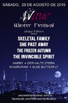 Wave Winter Festival 2015 - Oficial (Poster)
