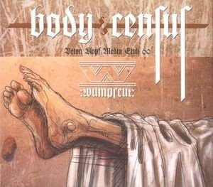 WUMPSCUT - BODY CENSUS (CD)