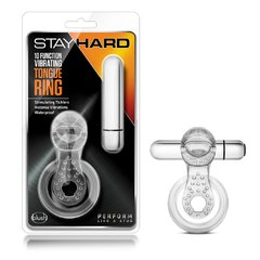 Stay Hard 10 Function Vibrating Tongue Ring