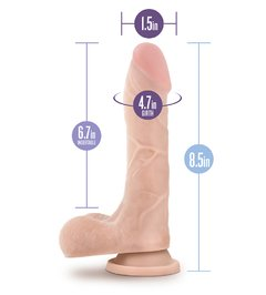 X5 Southern Comfort Dildo Realista