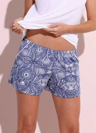 Short Viscosa Estampado Búlgaro - 49023/4