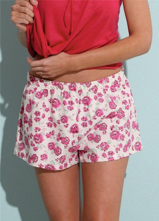 Short Viyela Estampado - 49027