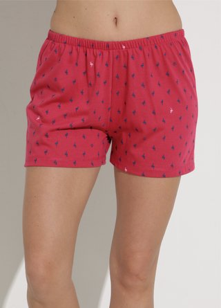 Short Viscosa Flamencos - 49029/30