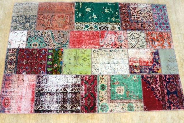 Alfombra patchwork - Alfombra patchwork ...