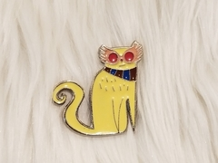Pin De Metal Gato Luna Lovegood - Harry Potter