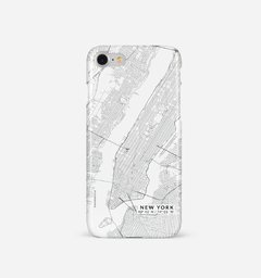 Funda NEW YORK Blanca