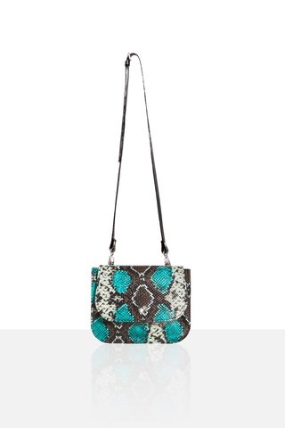 IT BAG PYTHON AQUA en internet