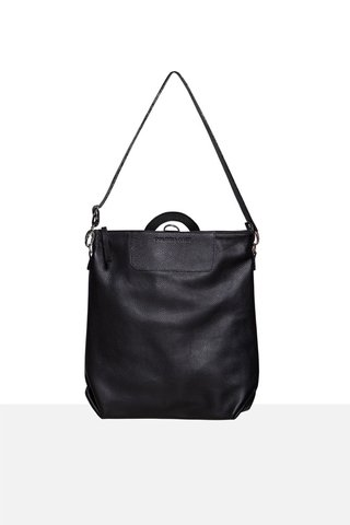 Sur black soft leather - comprar online