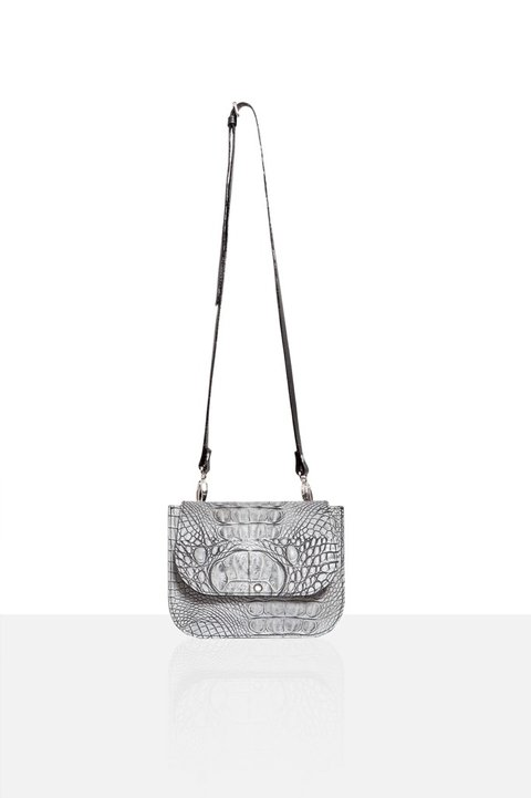 It Bag Gray Croc en internet