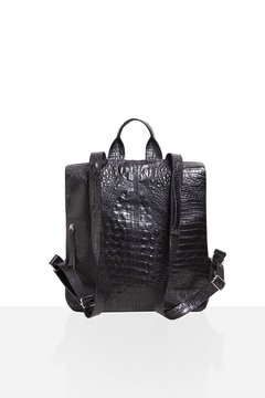 Animal Black croc - comprar online