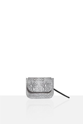 It Bag Gray Croc - comprar online