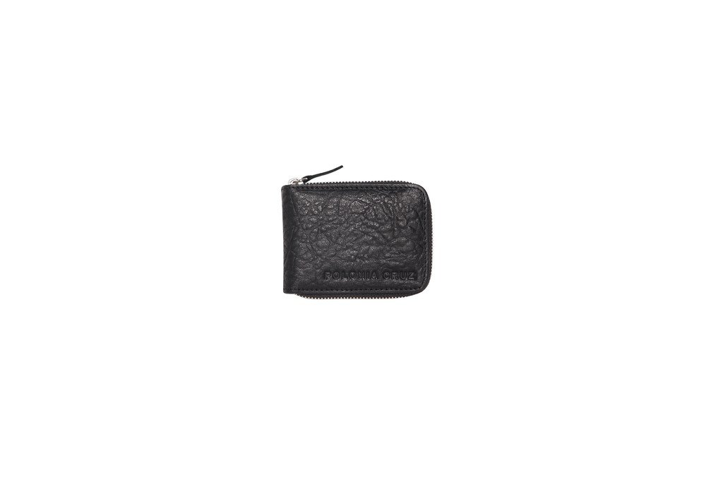 Billetera Unisex Negro Roll.