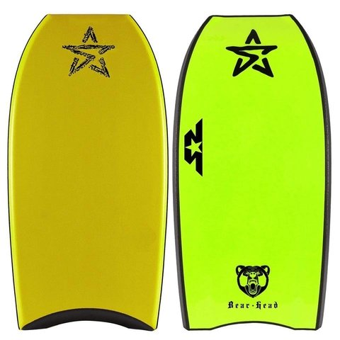 Tabla Bodyboard Stealth- JAKE STONE - THE BEAR HEAD KINETIC