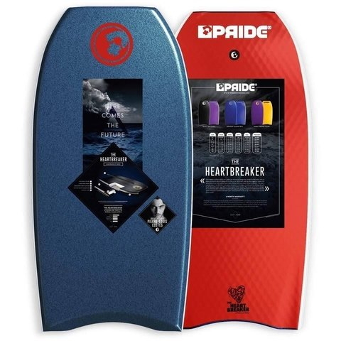 Tabla Bodyboard Pride- The Royal Flushes