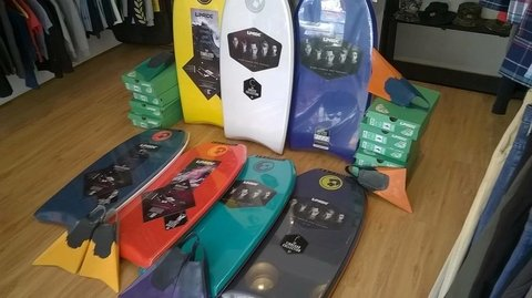 Tabla Bodyboard Pride-The Animal PP Series-The Finnegan Collection - AxSport.com