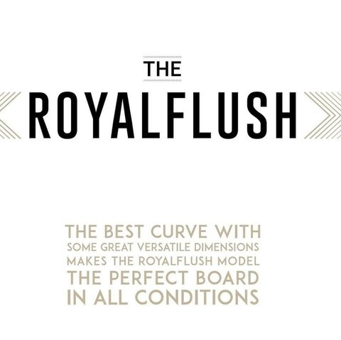 Tabla Bodyboard Pride- The Royal Flushes PP Series - comprar online