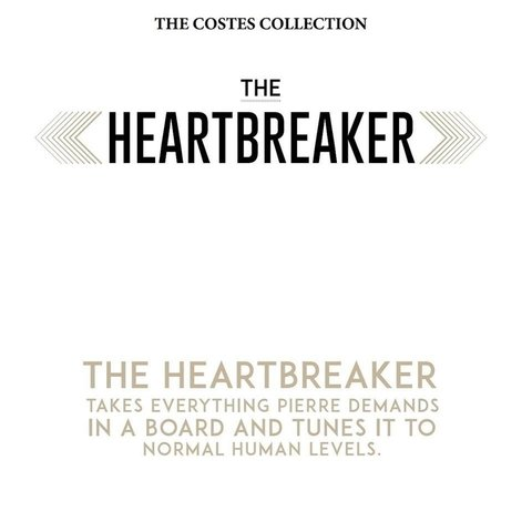 Tabla Bodyboard Pride- The Heartbraker-Costes Collection en internet