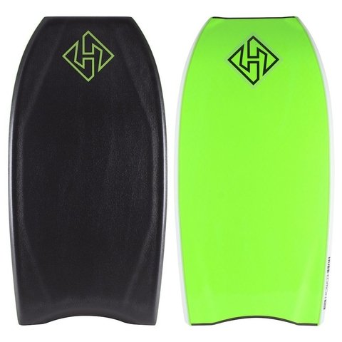 TABLA BODYBOARD HUBBOARDS QUAD CORE CRESCENT TAIL 42,5