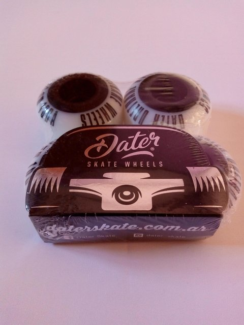 RUEDAS SKATE DATER 53 mm.