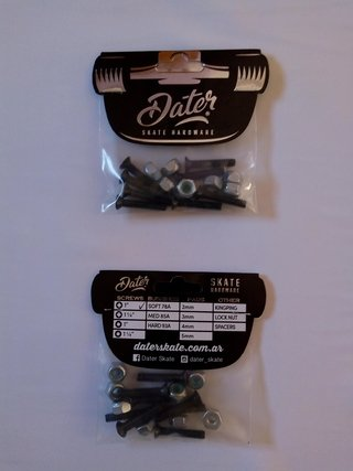 TORNILLOS SKATE DATER PHILLIPS 1¨